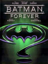 Batman Forever - 43 x 62 Movie Poster - Bus Shelter Style A