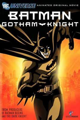 Batman: Gotham Knight - 27 x 40 Movie Poster - Style A