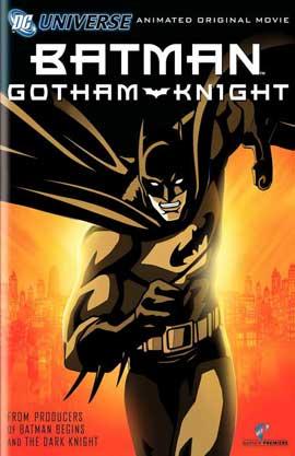 Batman: Gotham Knight - 11 x 17 Movie Poster - Style A