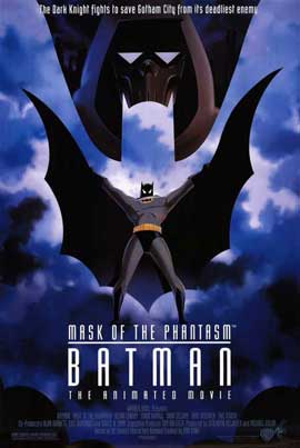 Batman: Mask of the Phantasm - 11 x 17 Movie Poster - Style A