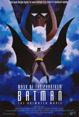 Batman: Mask of the Phantasm - 27 x 40 Movie Poster - Style A
