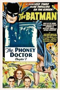 Batman - 27 x 40 Movie Poster - Style B