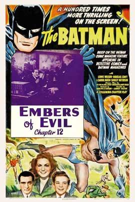 Batman - 27 x 40 Movie Poster - Style D