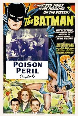 Batman - 27 x 40 Movie Poster - Style E