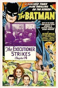 Batman - 11 x 17 Movie Poster - Style G