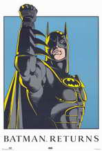 Batman Returns - 11 x 17 Movie Poster - Style E