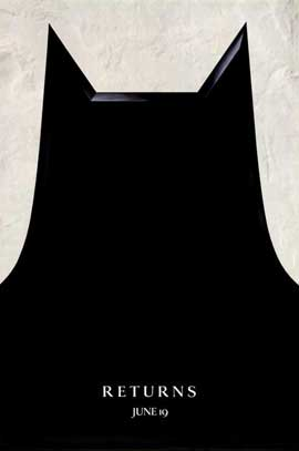 Batman Returns - 11 x 17 Movie Poster - Style B