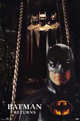 Batman Returns - 11 x 17 Movie Poster - Style C