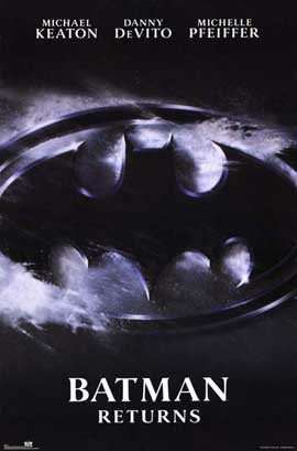 Batman Returns - 11 x 17 Movie Poster - Style F