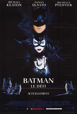 Batman Returns - 11 x 17 Poster - Foreign - Style A
