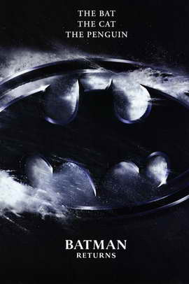 Batman Returns - 11 x 17 Movie Poster - Style M