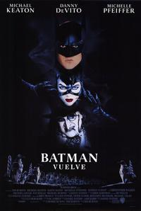 Batman Returns - 11 x 17 Movie Poster - Spanish Style A
