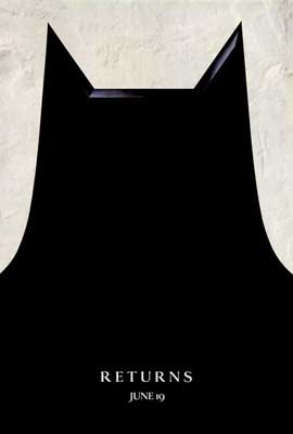 Batman Returns - 27 x 40 Movie Poster - Style B