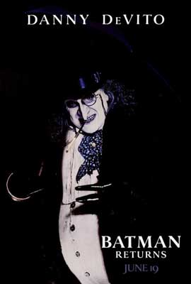 Batman Returns - 27 x 40 Movie Poster - Style C