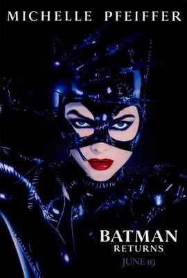 Batman Returns - 27 x 40 Movie Poster