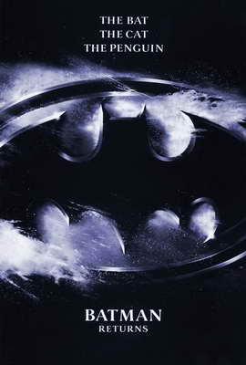 Batman Returns - 27 x 40 Movie Poster - Style H
