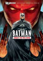 Batman: Under the Red Hood - 43 x 62 Movie Poster - Bus Shelter Style A
