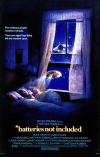 *batteries not included - 11 x 17 Movie Poster - Style A