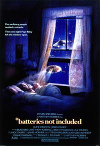 *batteries not included - 43 x 62 Movie Poster - Bus Shelter Style A
