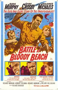 Battle at Bloody Beach - 11 x 17 Movie Poster - Style A