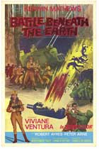 Battle Beneath the Earth - 11 x 17 Movie Poster - Style C