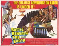 Battle Beneath the Earth - 11 x 14 Movie Poster - Style A