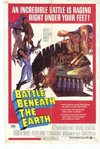 Battle Beneath the Earth - 11 x 17 Movie Poster - Style A