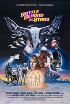 Battle Beyond the Stars - 27 x 40 Movie Poster - Style D