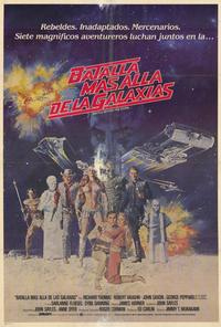 Battle Beyond the Stars - 11 x 17 Movie Poster - Spanish Style A