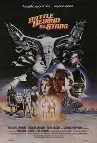 Battle Beyond the Stars - 27 x 40 Movie Poster - Style B