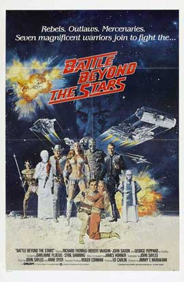 Battle Beyond the Stars - 11 x 17 Movie Poster - Style C