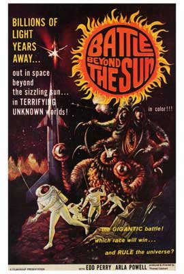 Battle Beyond the Sun - 27 x 40 Movie Poster - Style A
