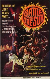 Battle Beyond the Sun - 43 x 62 Movie Poster - Bus Shelter Style A