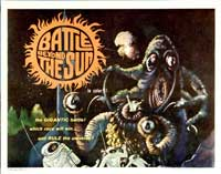Battle Beyond the Sun - 22 x 28 Movie Poster - Half Sheet Style A