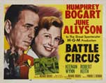 Battle Circus - 22 x 28 Movie Poster - Half Sheet Style B