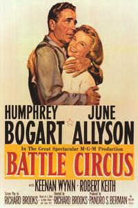 Battle Circus - 11 x 17 Movie Poster - Style A