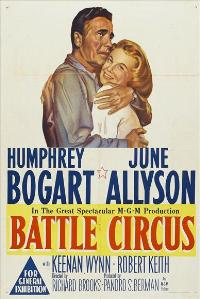 Battle Circus - 11 x 17 Movie Poster - Australian Style A