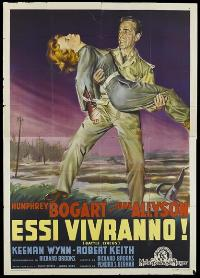 Battle Circus - 27 x 40 Movie Poster - Italian Style A