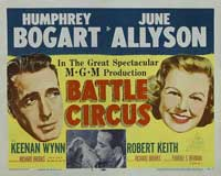 Battle Circus - 11 x 17 Movie Poster - Style B