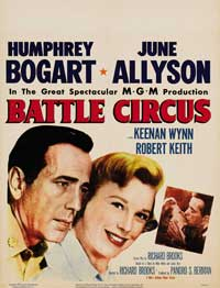 Battle Circus - 27 x 40 Movie Poster - Style B