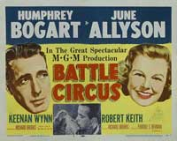 Battle Circus - 11 x 14 Movie Poster - Style A