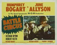 Battle Circus - 11 x 14 Movie Poster - Style B