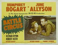 Battle Circus - 11 x 14 Movie Poster - Style C