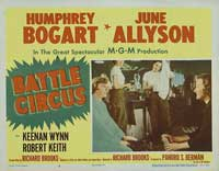 Battle Circus - 11 x 14 Movie Poster - Style D