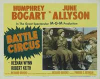 Battle Circus - 11 x 14 Movie Poster - Style E