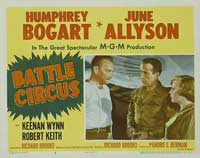 Battle Circus - 11 x 14 Movie Poster - Style F