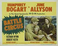 Battle Circus - 11 x 14 Movie Poster - Style G
