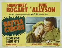 Battle Circus - 11 x 14 Movie Poster - Style H
