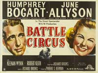 Battle Circus - 30 x 40 Movie Poster UK - Style A