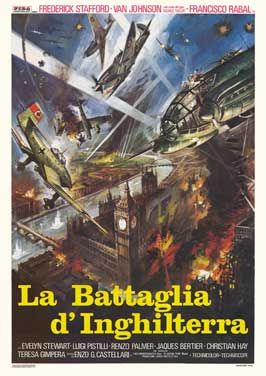 Battle Command - 11 x 17 Movie Poster - Italian Style A